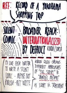 Sketchnotes - Wordless Comics