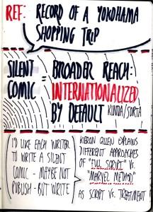 Sketchnotes - Wordless Comics