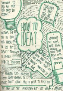 Sketchnotes: How To Idea
