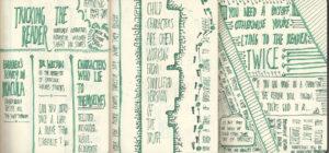 Sketchnotes: Tricking The Reader