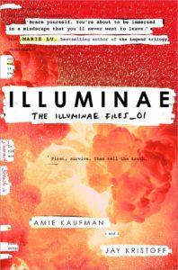 Illuminae Cover Art