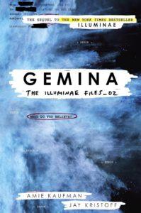 Gemina cover art